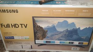 Samsung television brand new 40 inch tv 5 series for Sale in Westminster, CO