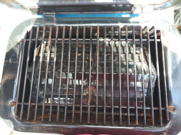 RVQ camper grill