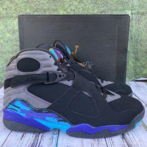 DS Nike Air Jordan Retro 8 VIII Aqua 2015 - Mens Size 13 for Sale in Washington, DC