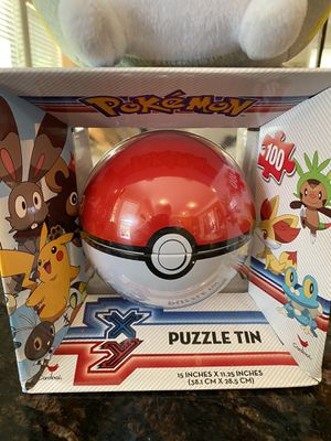 Brand New Pokémon Puzzle for Sale in Chino Hills, CA