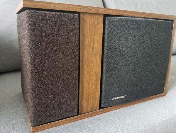 BOSE 301 Vintage speakers (1975-1977)