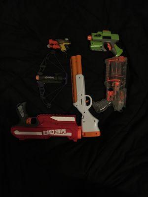 Nerf guns for Sale in Richmond Hill, GA