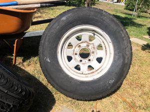 Trailer tire for Sale in Los Angeles, CA