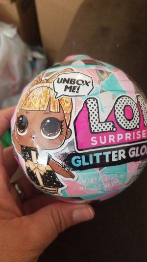 LOL SURPRISE GLITTER GLOBE for Sale in Fort Lauderdale, FL