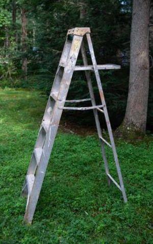 Werner 6 ft. Ladder, aluminum for Sale in Evesham Township, NJ