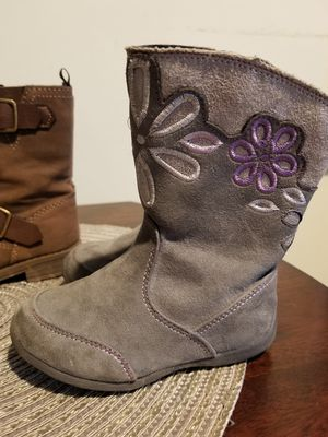 Toddler girl Boots size 6.5c for Sale in Long Beach, CA
