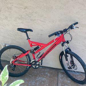 Trek diamond back adult mounts bike full suspension for Sale in Salt Lake City, UT