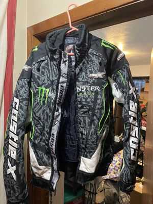 Castle X snowmobile jacket for Sale in Waunakee, WI