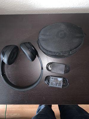 Beats Solo 3 Wireless Headphones for Sale in Watsonville, CA