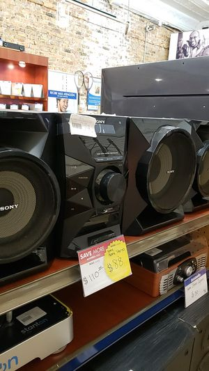 Sony Home Audio System for Sale in Chicago, IL
