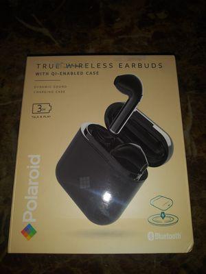 Brand new Polaroid true wireless earbuds for Sale in Hawthorne, CA