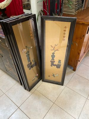Japanese jewel art. Authentic for Sale in Oxnard, CA