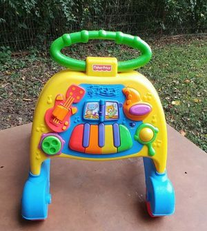 Fisher Price activity toy/walker for Sale in Murfreesboro, TN