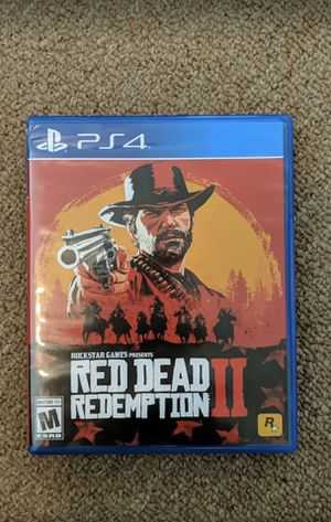 Red Dead Redemption 2 NEED GONE ASAP for Sale in San Leandro, CA