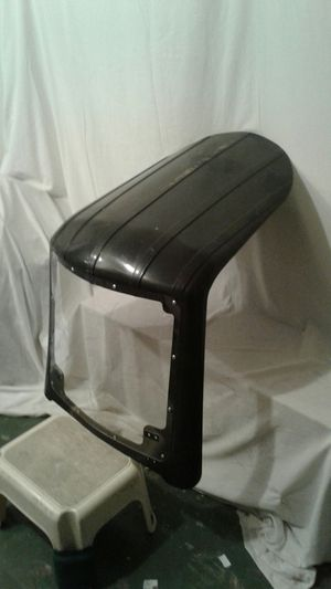 "FAT SCOOTER E-SCOOTERS 24 X 20"" WINDSHIELD WITH 28"" RAINHOOD for Sale in Mesa, AZ"