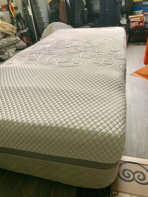 Twin size sealy ultra plush mattress ONLY for Sale in Alexandria, VA
