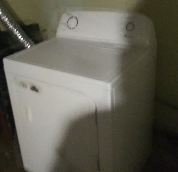Whirlpool washer and Armana dryer in good condition