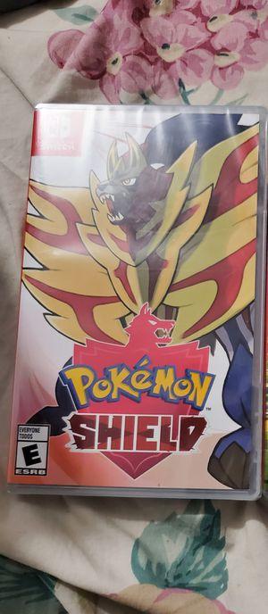 Pokemon shield for Sale in St. Louis, MO