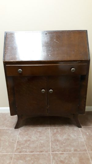 Antique look secretary desk for Sale in Humble, TX
