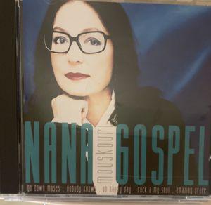 CD NANA MOUSKOURL GOSPEL for Sale in New Britain, CT