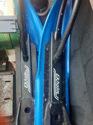 Ekholm snowmobile skiis for Sale in Lakewood, WA