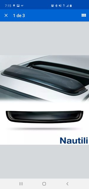 "Sun Moon Roof Visor Vent Rain Guard Wind Shield 35"" Top Window For Honda for Sale in Gaithersburg, MD"