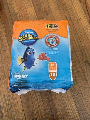 Swim diapers size medium new for Sale in El Monte, CA