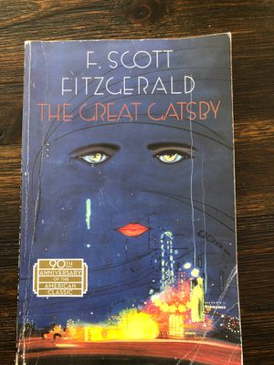 The Great Gatsby: F. Scott Fitzgerald for Sale in Catonsville, MD