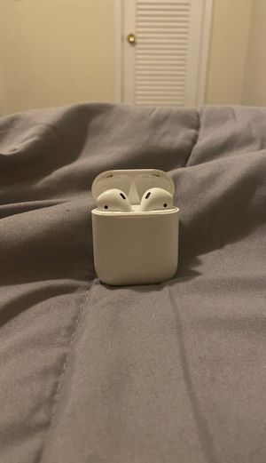 AirPods with rechargeable case (gen 2) for Sale in Merritt Island, FL