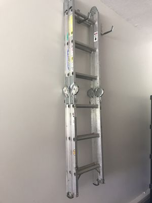 6 foot commercial grade multi position ladder for Sale in Delaware, OH