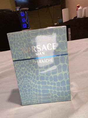 Versace Cologne unopened box for Sale in New Britain, CT