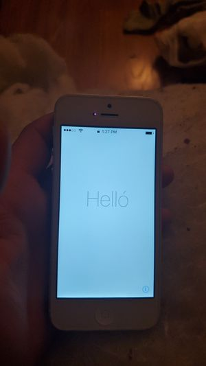 iPhone 5 for Sale in Hudson, NH