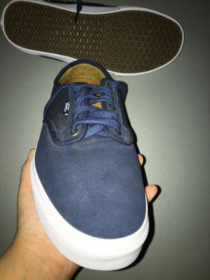 Vans Men's Chima Ferguson (blue) size 11 for Sale in Albuquerque, NM