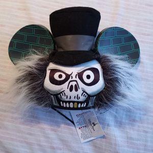 Disney Parks Disney World Disneyland Haunted Mansion Hatbox Ghost Mickey Ear for Sale in Santa Ana, CA
