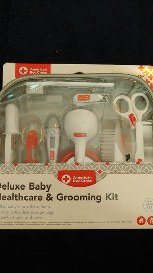 American Red Cross Thermometer Healthcare Grooming Kit for Sale in West Covina, CA