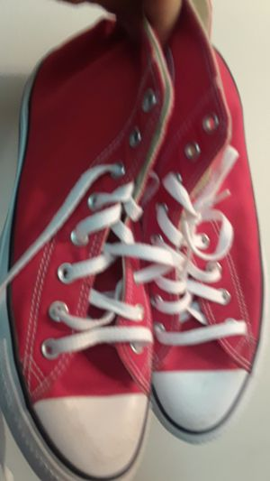 Great shape all star converse for Sale in Denver, CO