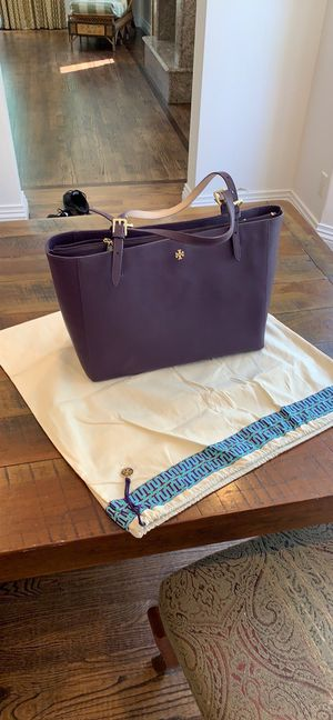 Gorgeous TORY BURCH Brand New Tote Bag for Sale in Baltimore, MD