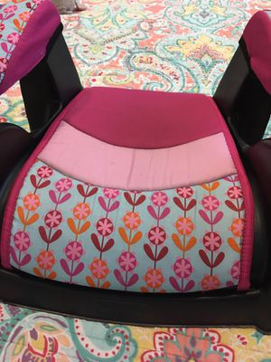 2 Backless Booster Seats with Cup Holders for Sale in Miami, FL
