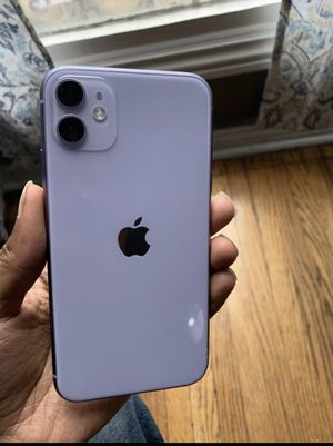 iPhone 11 Purple (T-Mobile) for Sale in Manhattan Beach, CA