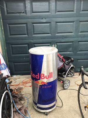 Red Bull cooler for Sale in Columbus, OH