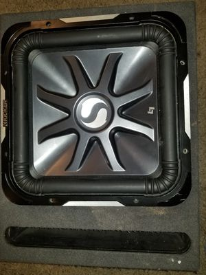 """15"""" Kicker L7 Subwoofer for Sale in Tacoma, WA"""