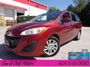 2012 Mazda Mazda5 for Sale in Atlanta, GA