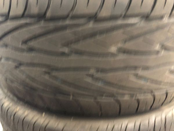3 Lexus GS430 tires and rims size 16 for 150