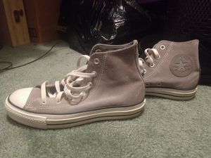Converse All Star Size 7 suede for Sale in Litchfield Park, AZ