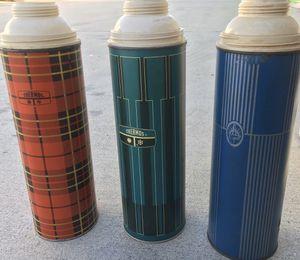 Thermos. 3 vintage thermos for Sale in Anaheim, CA