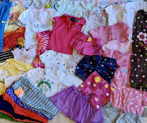 Baby girls clothes size 12 months for Sale in Portland, OR