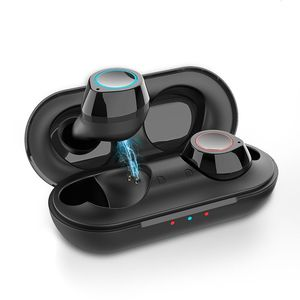 Langsdom T20 TWS True Wireless Earbuds bluetooth v5.0 true wireless headset with charging box , mini bluetooth earbuds , support siri voice call for Sale in Sterling Heights, MI