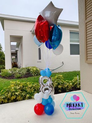 Balloons Bouquet for Sale in Kissimmee, FL