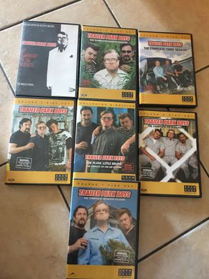 Trailer park boys series collection seasons 1-7 for Sale in Las Vegas, NV