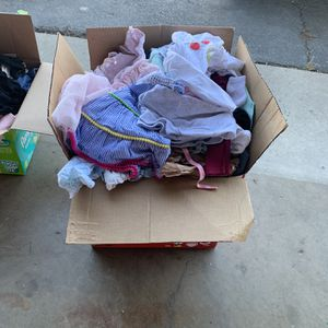 Baby Girl Clothes 0-3 Months for Sale in San Bernardino, CA